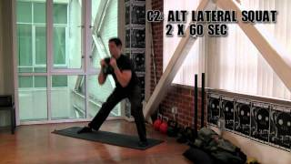 Kettlebell Conditioning Workout #3 - Machine Kettlebell Workout Plan