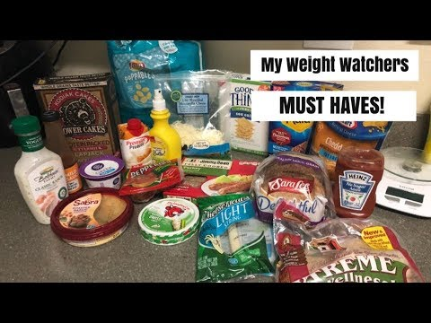 My Grocery Store MUST HAVES On Weight Watchers thumbnail
