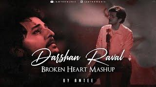 Darshan Raval Heart Broken Mashup   Amtee    Bollywood Lofi   Kabhi Tumahhe   Tera Zikr