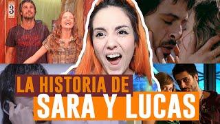 COMENTANDO LA HISTORIA DE LUCAS Y SARA | Andrea Compton