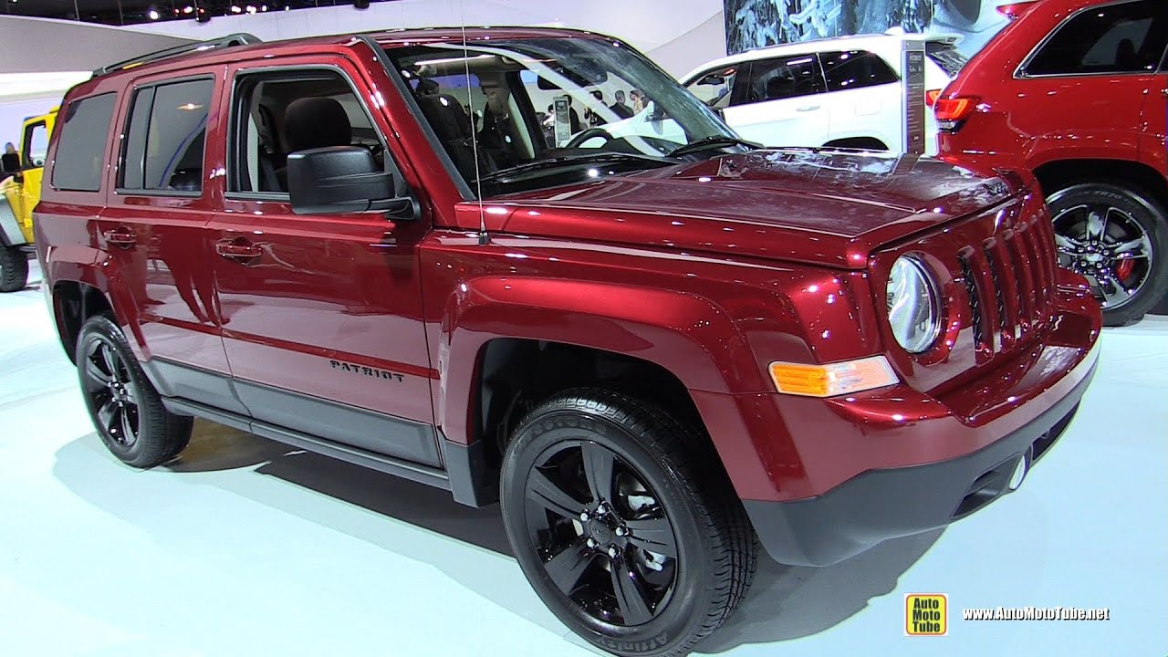 2015 jeep patriot high altitude fwd exterior and. Black Bedroom Furniture Sets. Home Design Ideas