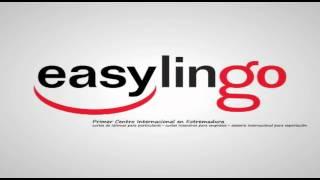 Trabajo de audio (cuña radiofónica) para EasyLinGO