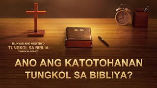Full Tagalog Bible Movie |