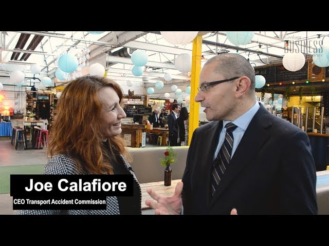 Geelong Business Network Breakfast with Martin Cutter & Joe Calafiore