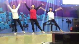Múa Đêm Thánh - Thanh Niên HTTL Đông Phú