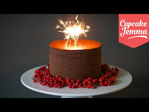 Save Recipe for the Richest Chocolate Truffle Cake ever! | Cupcake Jemma Screenshots
