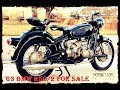 1963 BMW R50/2 FOR SALE