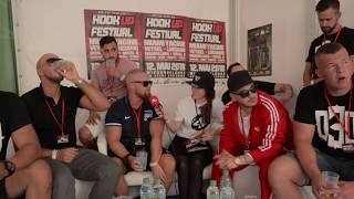 030er Interview @ Hook Up Festival 2018