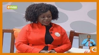 | JKLive| Millie: In politics we are frenemies; the last I met the president I hugged him [Part 3]