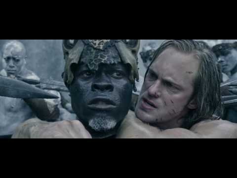 The Legend Of Tarzan - Bmonga Vs Tarzan...