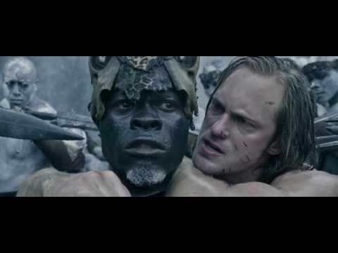 The Legend Of Tarzan - Bmonga Vs Tarzan Fight Scene