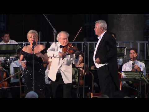 Marcela Cerno & Miro Dvorský - Lippen schweigen aus Die lustige Witwe