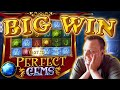 Perfect Gems New Slot - Good Bonus!
