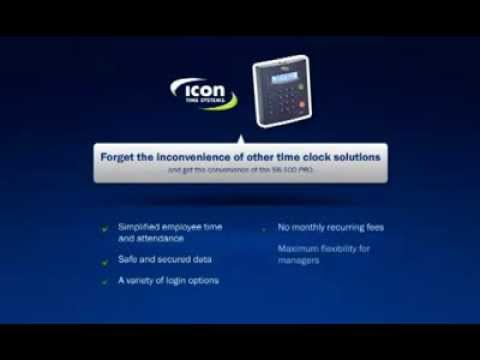 icon-time-systems-sb-100-pro-2.0-employee-time-clock-demo-|-1-800-timeclocks