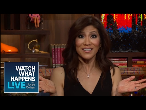 Julie Chen On Barbara Walters And The View - WWHL