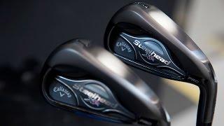 Callaway Steelhead XR Pro Golf Irons Steel
