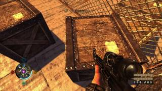 Wolfenstein 2009 Walkthrough Part 13 - ( Direction airfield east ) Xbox 360
