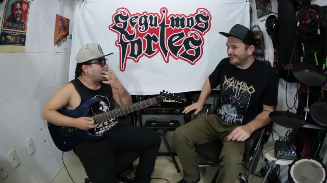 Guitarristas do Submundo - Entrevista com Mateus Cappuccelli - guitarrista da Boca de Lobo