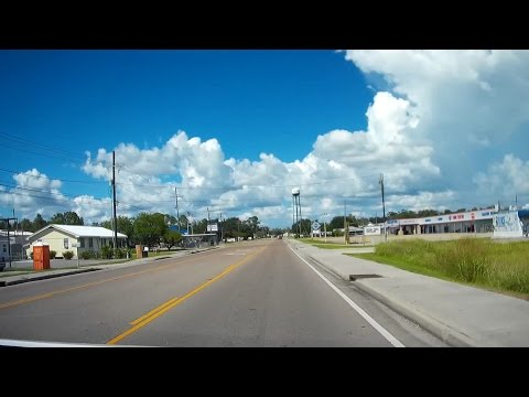 Road Trip #054 - LA-70 East - Morgan City to Pierre Part, Louisiana