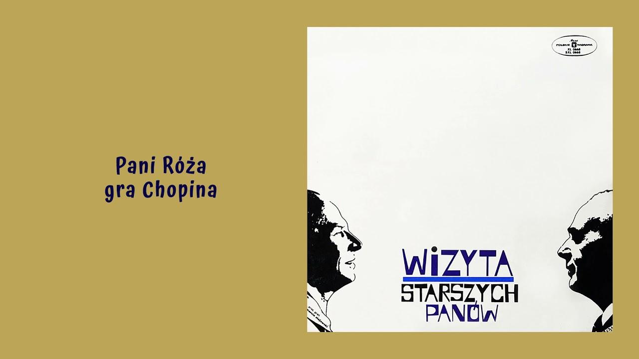 Kabaret Starszych Panów, Irena Kwiatkowska - Pani Róża gra Chopina [Official Audio]