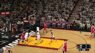 NBA 2K14 PC Gameplay Maxed out - 6950 crossfire