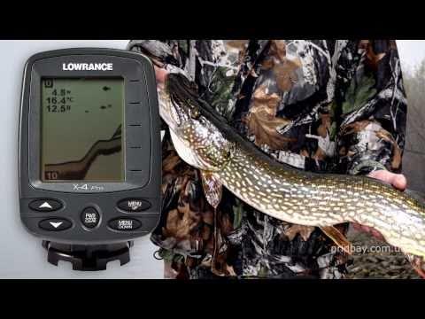 видео ловли рыбы с эхолотом лоуренс