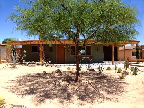 The Palm House || Furnished Rental Home || Twentynine Palms, CA