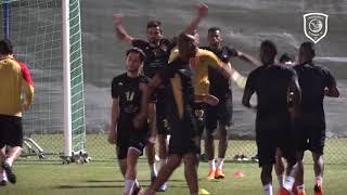 استعدادات الدحيل لمواجهة السد في نهائي كأس قطر 2018