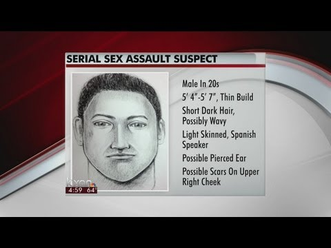 Police looking for repeat sexual assault suspect