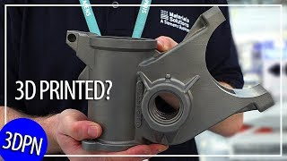 3D Printing Repairs a 1920 Ruston Hornsby at Siemens UK Materials Solutions