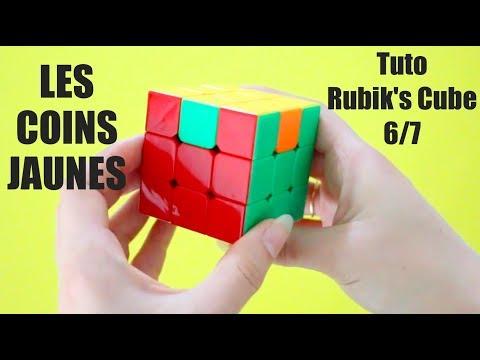 TUTO RUBIK'S CUBE (6/7) Très Simple