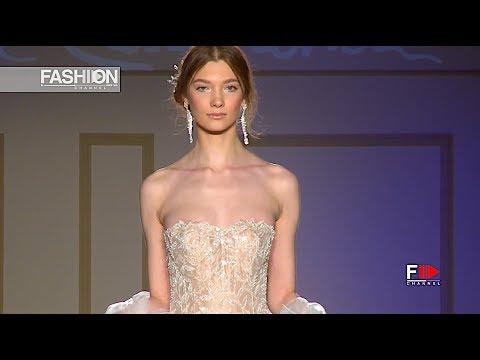 AMELIA CASABLANCA - Bridal Collection 2018 - Sì Sposaitalia Milano - Fashion Channel