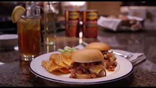 Bush's® Mini Skirt Steak Sliders