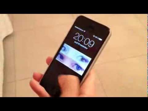 how to watch tv from iphone 5 to tv