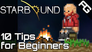 Ten Tips for Beginner Starbound Players - Starbound 1.0 Guide - Afterwork Gaming - New Player Guide