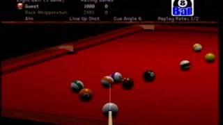 Classic Games- Virtual Pool 64
