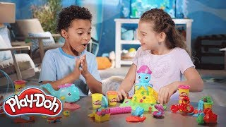 Play-Doh | 'Cranky the Octopus & Wavy the Whale' Official Teaser 1