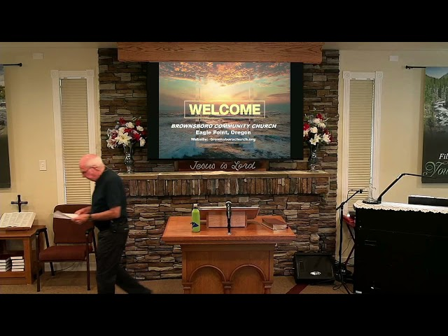Sunday Service - June 20, 2021 - Heb 10:1-18 What We Have In Christ