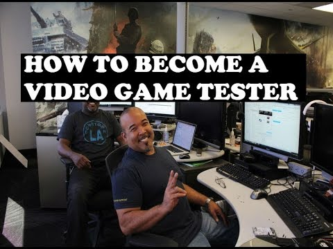 STEPS TO BECOME A VIDEO GAME TESTER