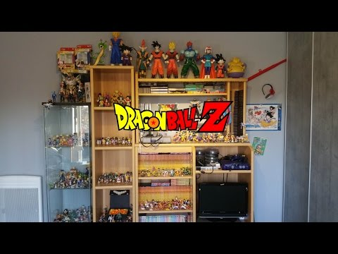 Collection 954 figurines Dragon Ball/Z/GT/S