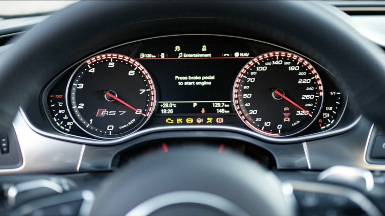 Audi rs7 2014 vs 2015 14