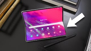 Samsung Galaxy Z Fold 3 Impressions: 3 New Features!