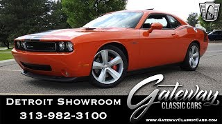 Dodge Challenger SRT8 (2008) Pictures Videos
