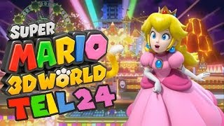 [Let's Play] Super Mario 3D World - Teil 24 (Oh Graus? Buu-Huus machen wir den Garaus!)