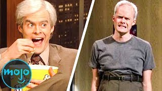 Top 10 Best Bill Hader Impressions