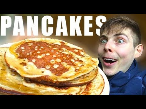 protein-pancakes-...-only-4-ingredients!