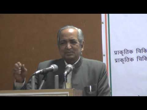 Indian Nature Cure Practitioner Association-Dr.S.N.Pandey