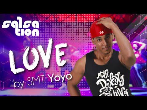 Gianluca Vacchi, Sebastián Yatra - LOVE - Choreography  by Elite Trainer Yoyo Sanchez
