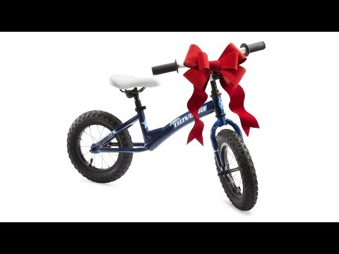 REI Gifts: Novara Zipper Balance Bike