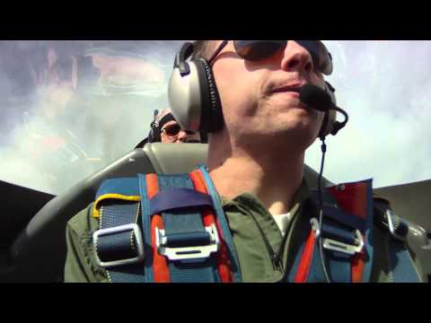 Introduction to basic aerobatics